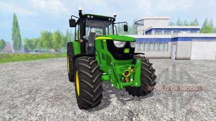 John Deere 6115M für Farming Simulator 2015