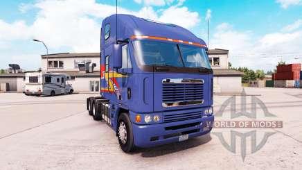 Freightliner Argosy [reworked] pour American Truck Simulator
