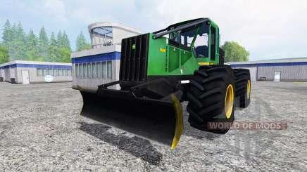 John Deere 748H v1.1 für Farming Simulator 2015