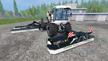 Krone Big M 500 [black] v1.5 pour Farming Simulator 2015