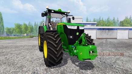 John Deere 7310R [washable] pour Farming Simulator 2015
