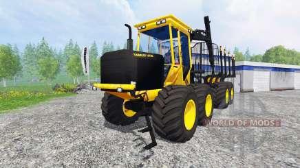 Tigercat 1075B für Farming Simulator 2015