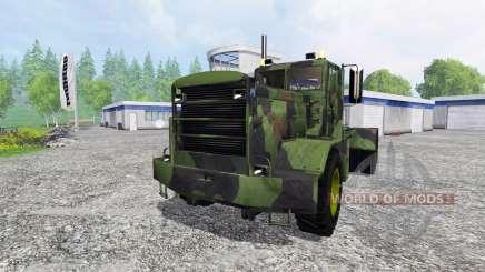 Hayes HDX [camo] pour Farming Simulator 2015