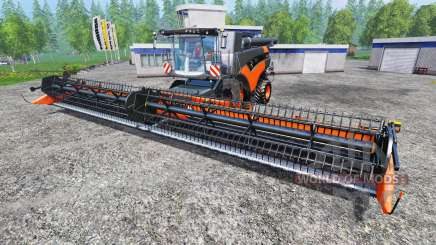 New Holland CR10.90 [grey-orange] pour Farming Simulator 2015