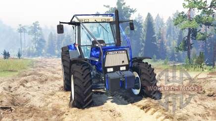 Deutz-Fahr AgroStar 6.61 pour Spin Tires