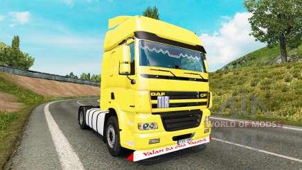 DAF CF 85 v2.0 für Euro Truck Simulator 2