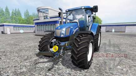 New Holland T6.175 v1.2 pour Farming Simulator 2015