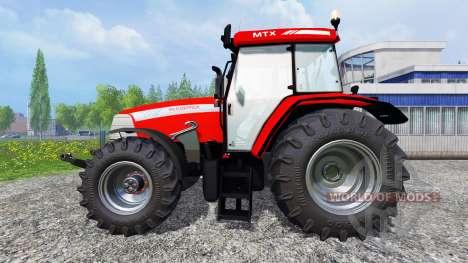 McCormick MTX 120 für Farming Simulator 2015