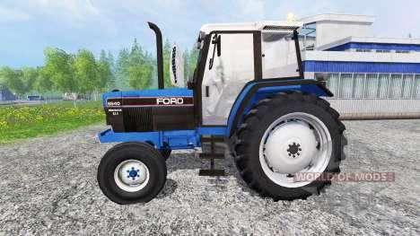 Ford 6640 pour Farming Simulator 2015