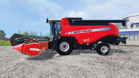 Massey Ferguson 7360PLI pour Farming Simulator 2015