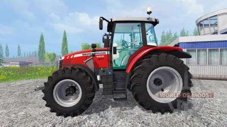 Massey Ferguson 6616 pour Farming Simulator 2015
