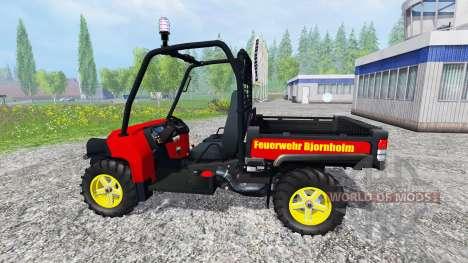 John Deere Gator 825i v2.0 für Farming Simulator 2015