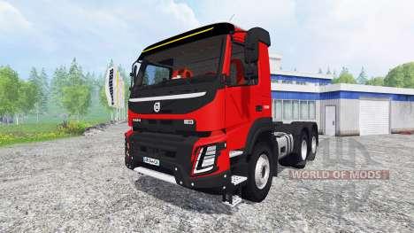 Volvo FMX für Farming Simulator 2015