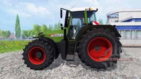 Fendt 818 Vario TMS v2.0 für Farming Simulator 2015