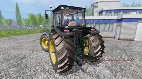 John Deere 8530 v3.0 [black limited edition] für Farming Simulator 2015