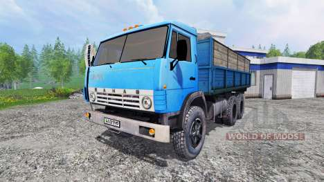 KamAZ-55102 für Farming Simulator 2015