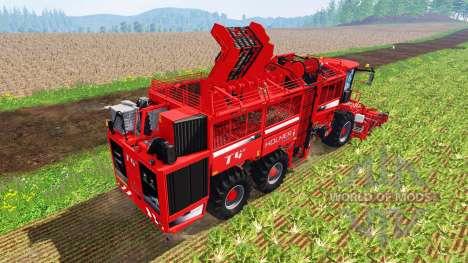 Holmer Terra Dos T4-40 für Farming Simulator 2015