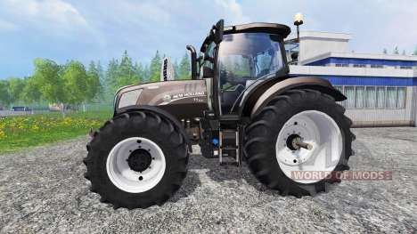New Holland T7.240 [black] pour Farming Simulator 2015
