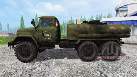 ZIL-131 pour Farming Simulator 2015