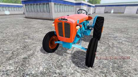 Lamborghini 1R pour Farming Simulator 2015