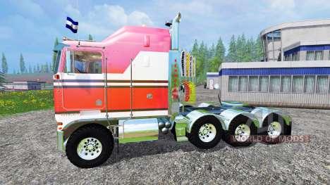 Kenworth K100 v2.1 für Farming Simulator 2015
