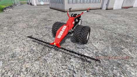 Reform RM7 pour Farming Simulator 2015