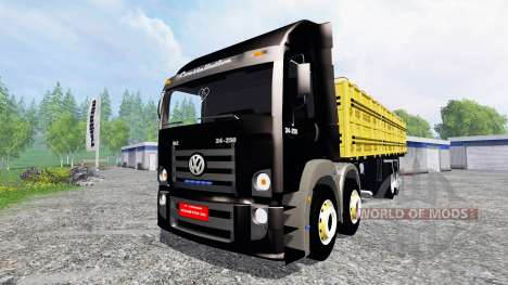 Volkswagen Constellation 24.250 8x8 pour Farming Simulator 2015