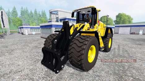 Volvo L220H pour Farming Simulator 2015