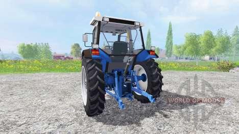 Ford 6640 für Farming Simulator 2015