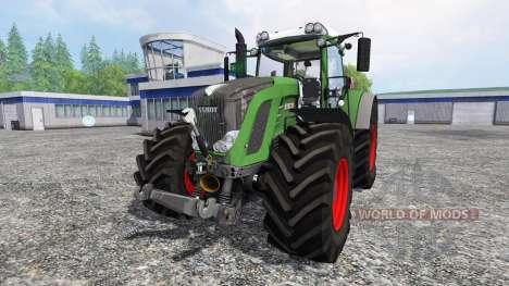 Fendt 939 Vario v2.0 für Farming Simulator 2015