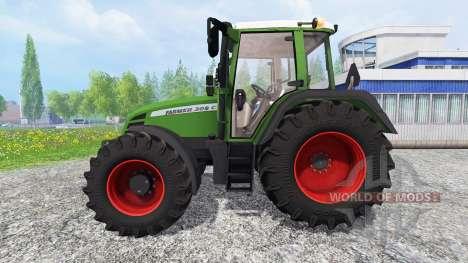 Fendt Farmer 309 Ci pour Farming Simulator 2015