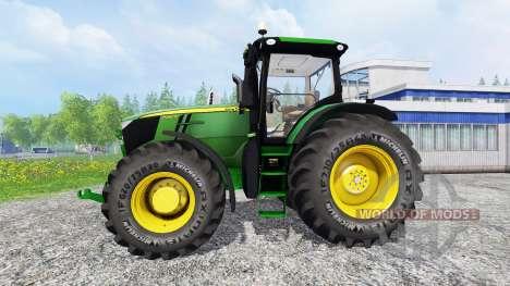 John Deere 7280R v3.0 für Farming Simulator 2015