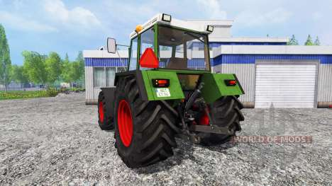 Fendt Favorit 615 LSA Turbomatic für Farming Simulator 2015