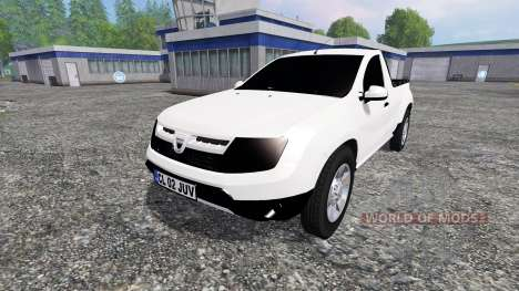 Dacia Duster Pickup für Farming Simulator 2015
