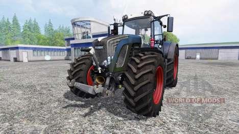 Fendt 936 Vario v2.4 pour Farming Simulator 2015