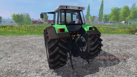Deutz-Fahr AgroAllis 6.93 v1.1 pour Farming Simulator 2015
