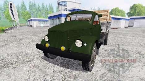 GAZ-51A v2.0 für Farming Simulator 2015