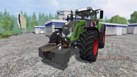 Fendt 927 Vario [washable] pour Farming Simulator 2015
