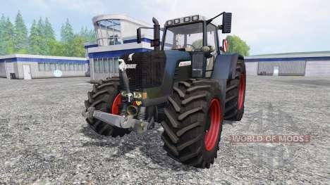 Fendt 930 Vario TMS v2.2 für Farming Simulator 2015