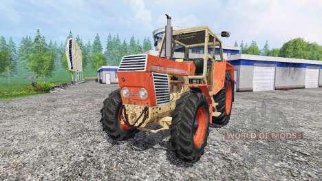 Zetor Crystal 8045 pour Farming Simulator 2015