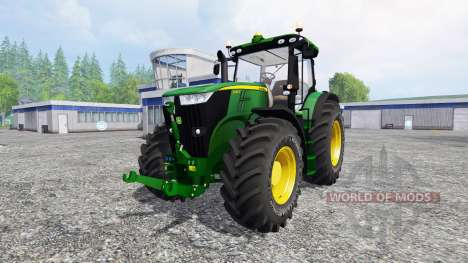 John Deere 7280R v3.0 pour Farming Simulator 2015