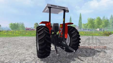 Massey Ferguson 95X pour Farming Simulator 2015