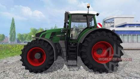Fendt 828 Vario SCR pour Farming Simulator 2015