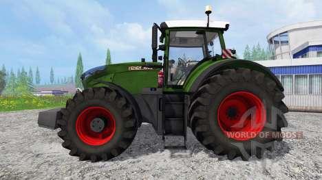 Fendt 1050 Vario [washable] v3.0 für Farming Simulator 2015