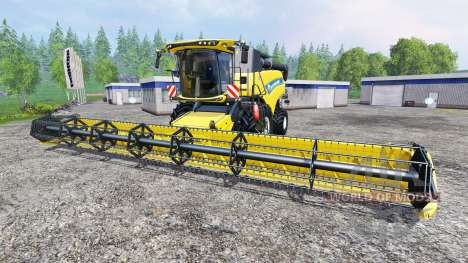 New Holland CR9.90 pour Farming Simulator 2015