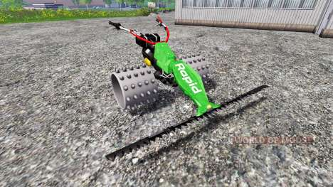 Rapid Rex pour Farming Simulator 2015