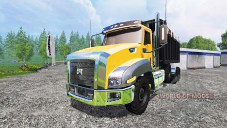 Caterpillar CT660 [color swap] pour Farming Simulator 2015