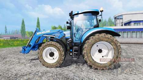 New Holland T6.140 pour Farming Simulator 2015