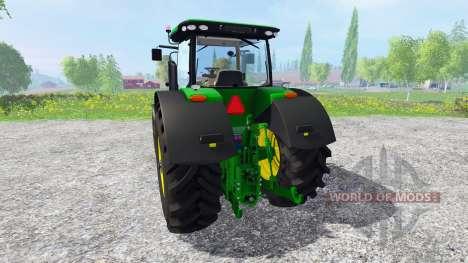 John Deere 7290R v2.2 pour Farming Simulator 2015