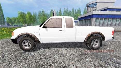 Ford Ranger 2001 für Farming Simulator 2015